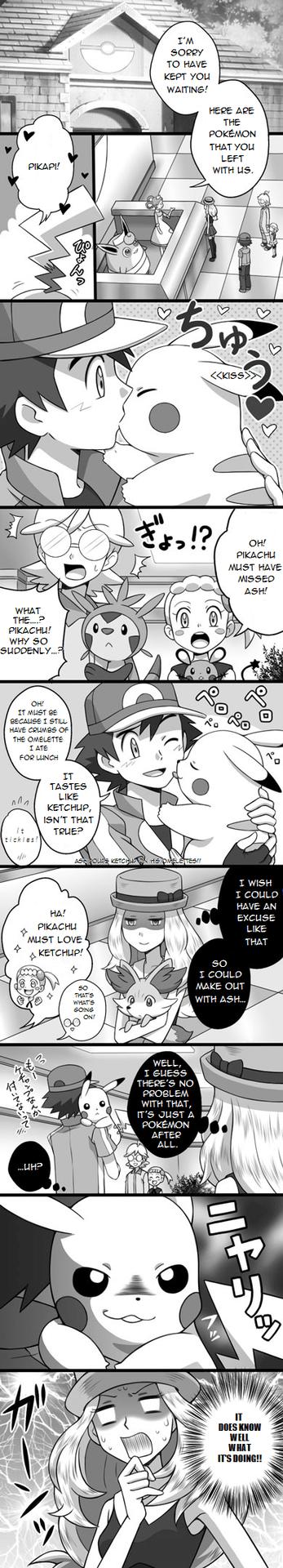 Pikachu is Making Me Feel Incredibly Uncomfortable