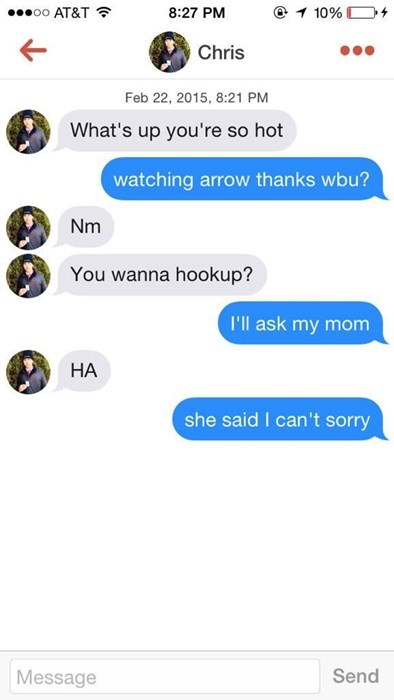 She's Too Young Bro
