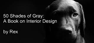 50 Shades of Gray for Dogs
