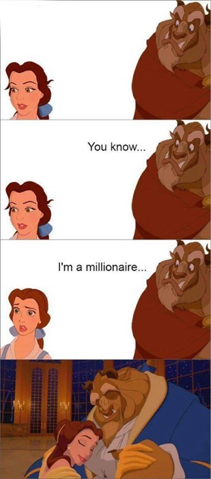 I Ain't Saying She's a Gold Digger