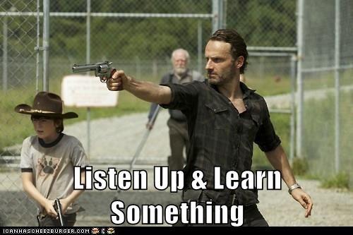 Listen Up & Learn Something