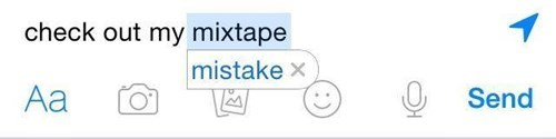 """We All Know What You Really Mean by """"Mixtape,"""" Bro"""