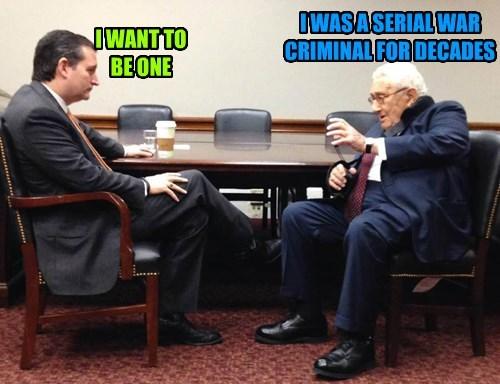 Cruz and Heinz...