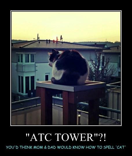 """ATC TOWER""?!"
