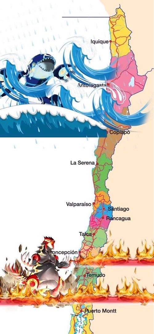 ORAS,Chile,kyogre,groudon