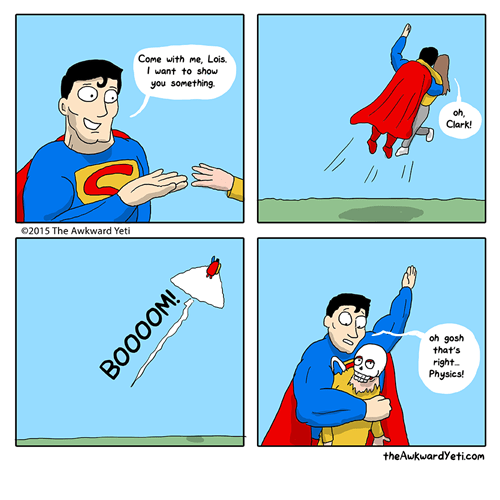 One Thing That Always Bothered Me About Superman