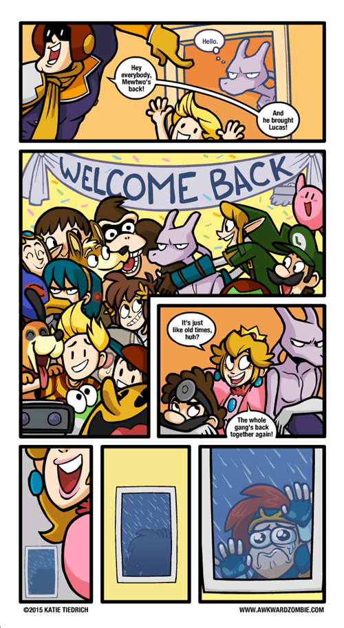 Everyone's Back!