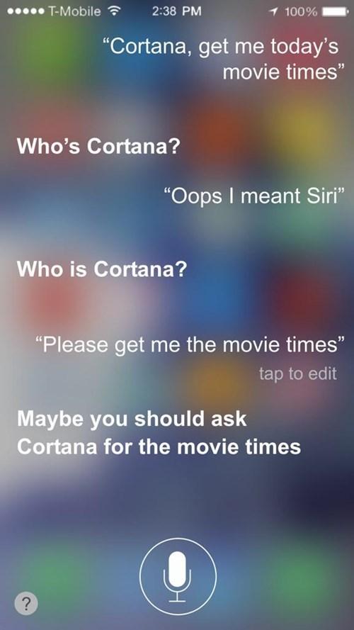 Siri is Jelly