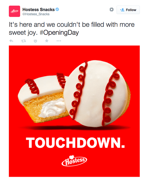 Hostess Bowls a Turkey With Their Improper Sports Terminology