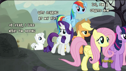 Animation errors are magic
