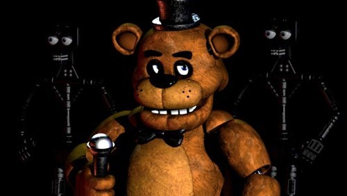 five nights at freddy's the movie