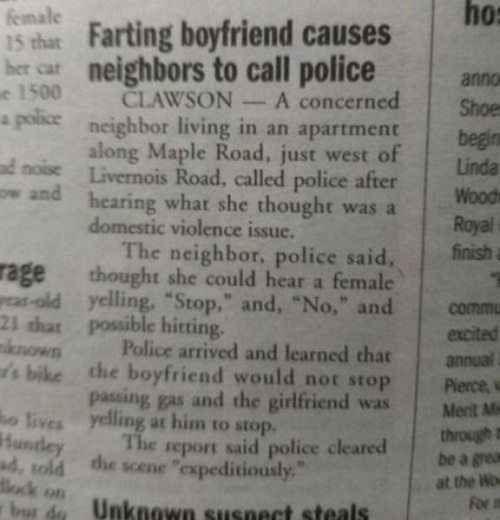 Does Your Boyfriend Have a Problem