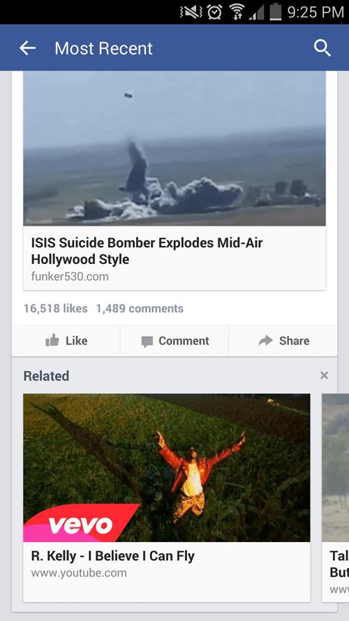 suggestion,isis,juxtaposition
