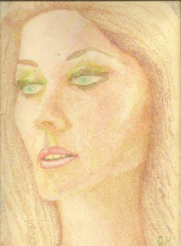 Portrait - Water Color by Red Robin