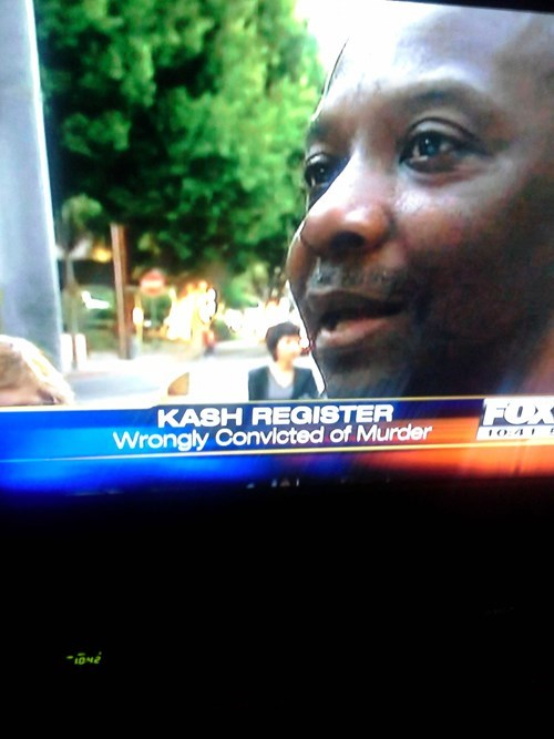 Not Wrongfully Convicted of Having an Awesome Name Though
