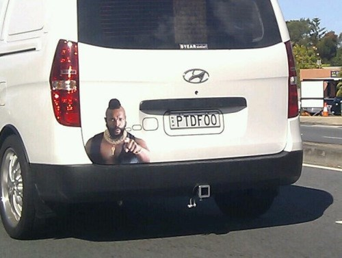 Affordable and Mr. T Approved