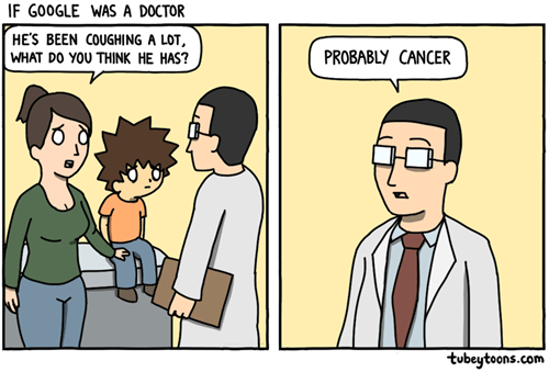 If Google Was a Doctor