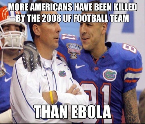And We Were Scared of Ebola