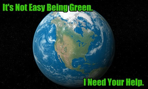 Earth Day, April 22.