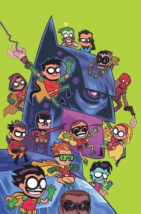 We Need More Robins