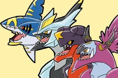 The Chins of Pokemon