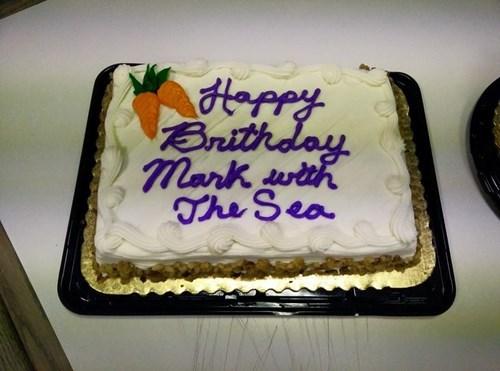 Mark Was Always a Fan of the Ocean