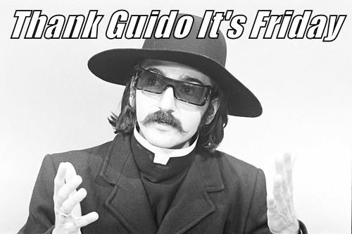 Thank Guido It's Friday