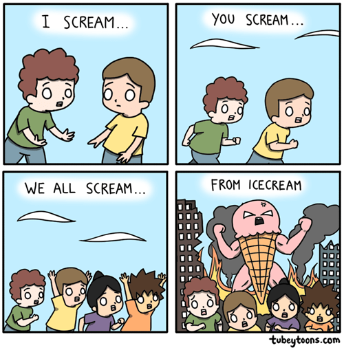 Ice Cream's Effect
