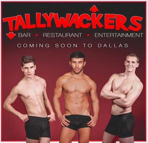 Restaurant of the Day: A Male Version of Hooters Called Tallywackers is Opening in Texas