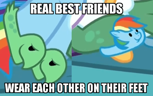 Real Best Friends