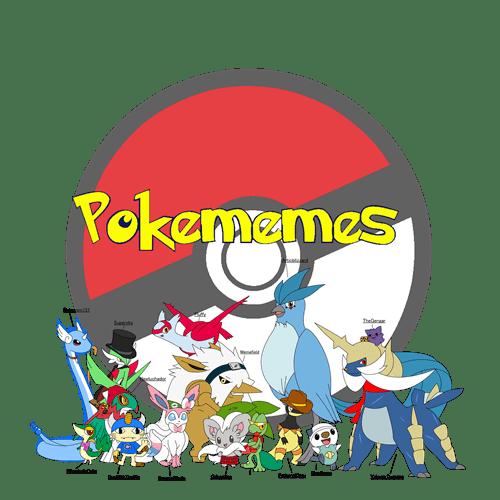 Faces of pokememes!