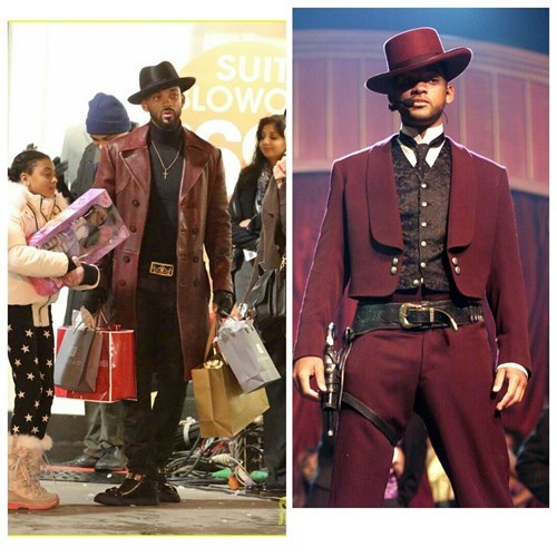 Will Smith Liked Wild Wild West So Much, He Brought The Costume to Suicide Squad