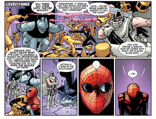 Superior Spider-Man, Ladies and Gentlemen