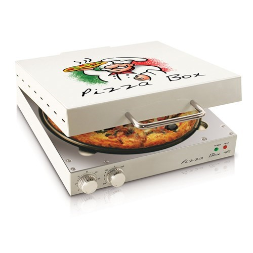 Because We Were All Looking for a Way to Make Pizza on the Go