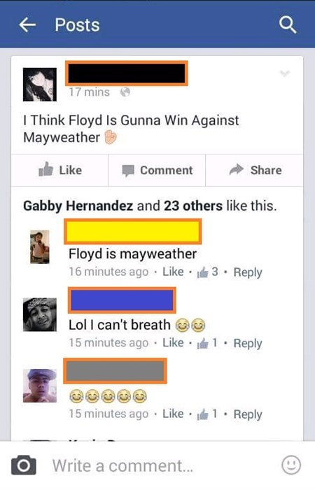 funny-facebook-fail-boxing-mayweather-pacquio