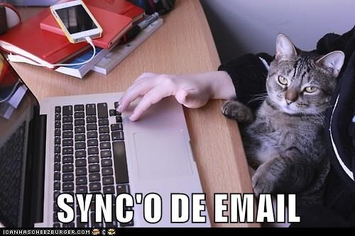 SYNC'O DE EMAIL
