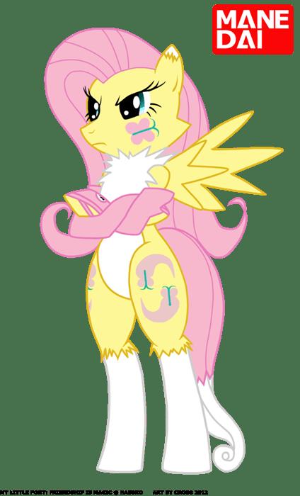 my-little-brony-fluttershy-digimon-fanart