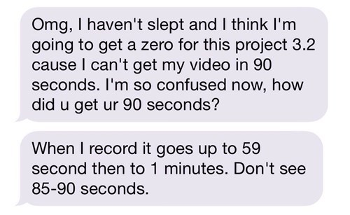 This Group Project Does Not Bode Well