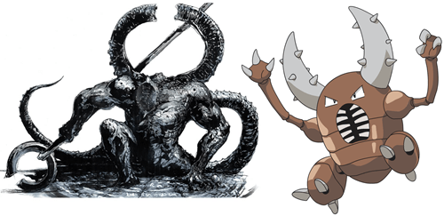 The Titanite Demons Remind Me of Something...