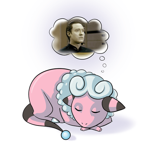 pokemon memes electric sheep dream androids