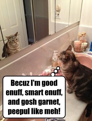 Gosh Garnet!