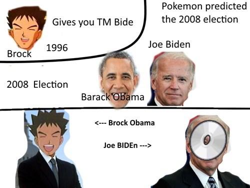 Brock Obama at Your Service