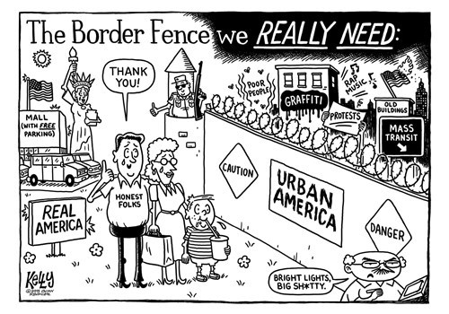 The Border Fence We Really Need