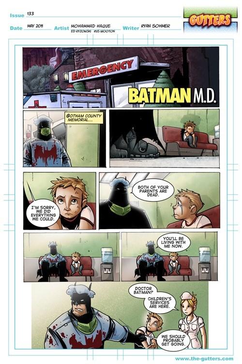 Batman M.D.