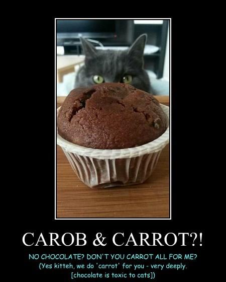 CAROB & CARROT?!