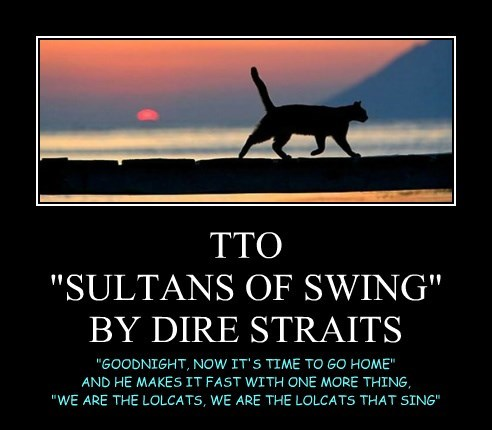 """TTO """"SULTANS OF SWING"""" BY DIRE STRAITS"""