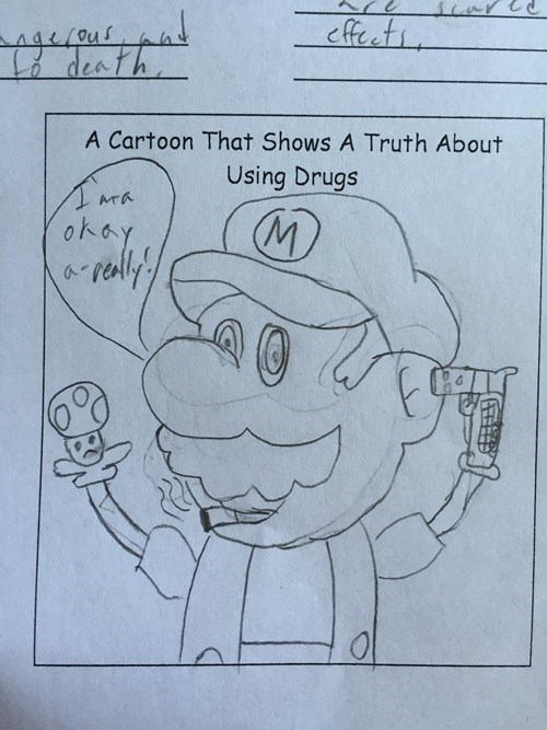 school drugs funny This Is Your Wii U On Drugs