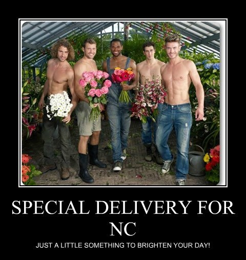 SPECIAL DELIVERY FOR NC