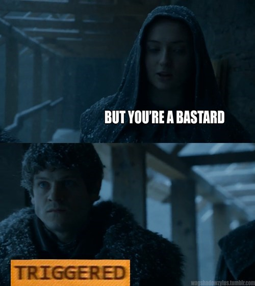 Game of thrones memes season 5 sansa wants to push ramsay just a little bit.