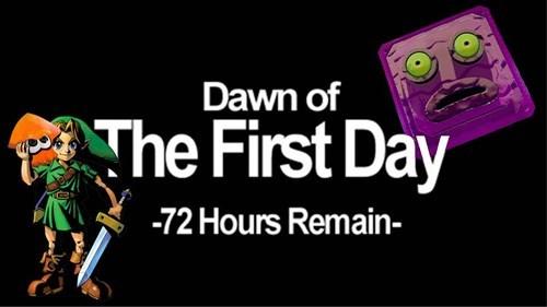Three Days Until Splatoon